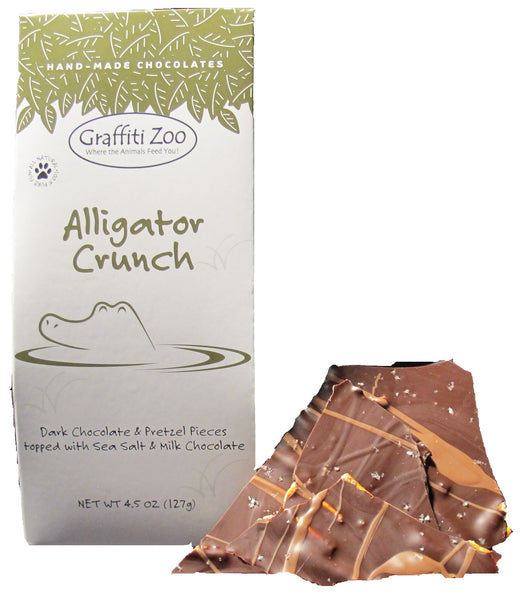 Alligator Crunch - Gift