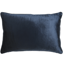 Mavis Cushion - Midnight 40cm x 60cm