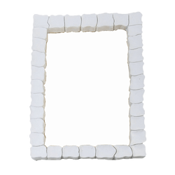 "White photo frame 4"" x 6"" 