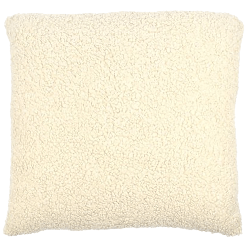 Cream boucle cushion | Decorative & Luxury cushions - Perth WA