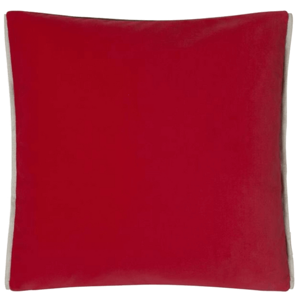 Designers Guild Varese Scarlet Cushion