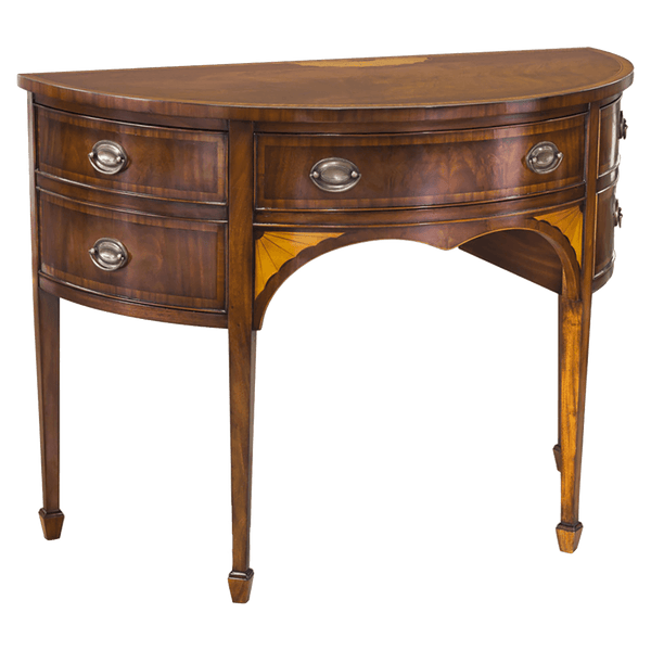 Commode Demilune