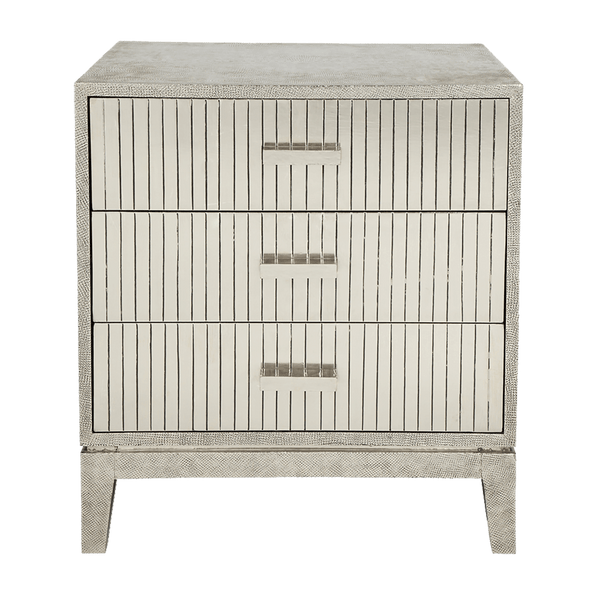 Vintage style 3 drawer chest of drawers | Luxury bedside tables & tallboys, Perth WA