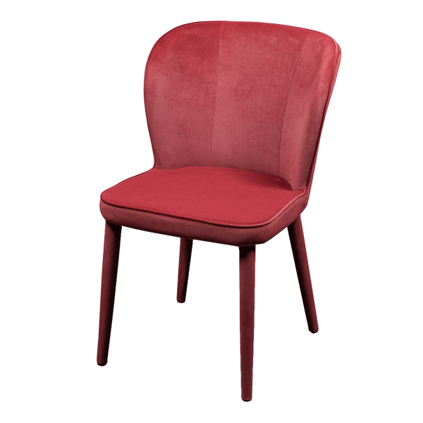 Hallie Dining Chair - Ruby