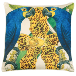Creatively Active Minds Imperio Cushion Cover - Orquidea | Tropical cushions, luxury cushions - Perth, WA