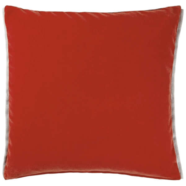 Designers Guild Varese Paprika Cushion