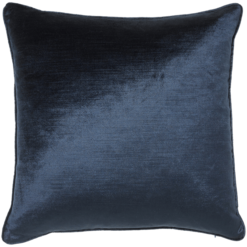 Mavis Cushion - Midnight 55cm x 55cm
