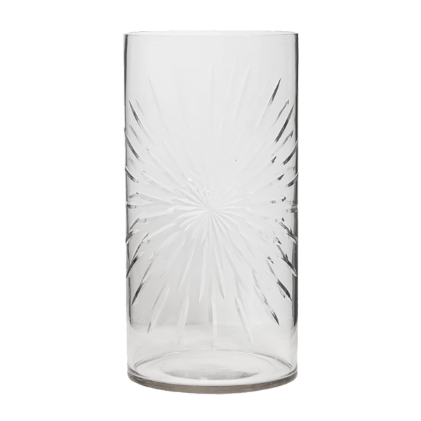 Art deco etched cylinder vase | Homeware & decor, Perth WA