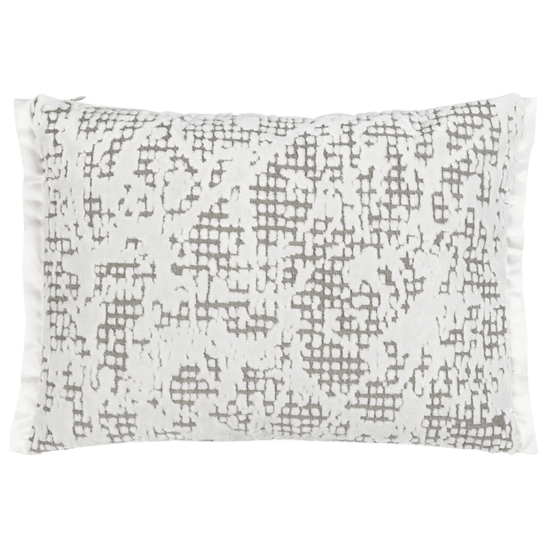 Designers Guild Boratti Chalk Cushion | Luxury home accessories Peth WA