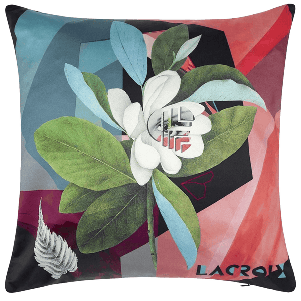 Christian Lacroix Cubic Orchid Multicolore Cushion | Decorative home accessories Perth WA