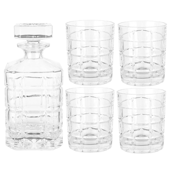 Rocobar Decanter Set of 5