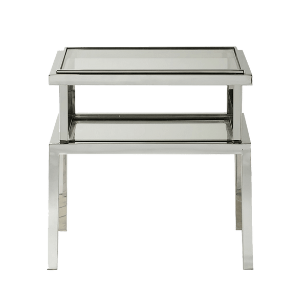 Salerno Side Table - Gallery | Luxury Furniture - Perth WA