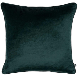 Square dark green velvet cushion | Rapee Roma Cushion Perth WA