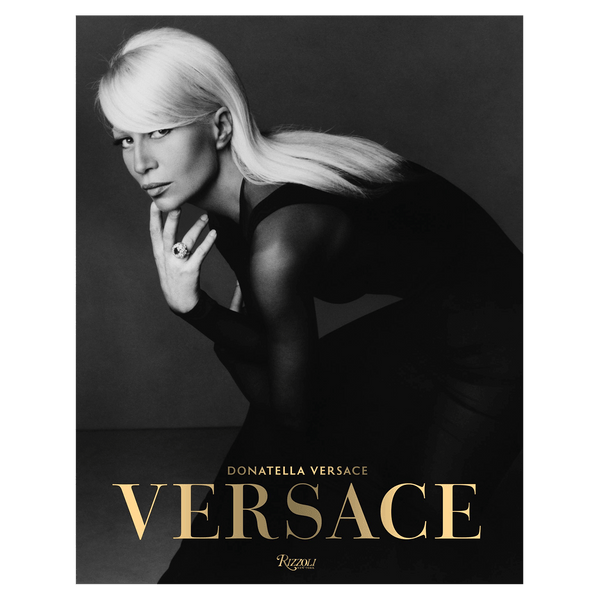Versace by Donatella Versace ISBN 9780847846078 | Coffee Table Books - Perth WA