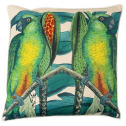 Parrakeet cushion | Creatively Active Minds - Perth WA