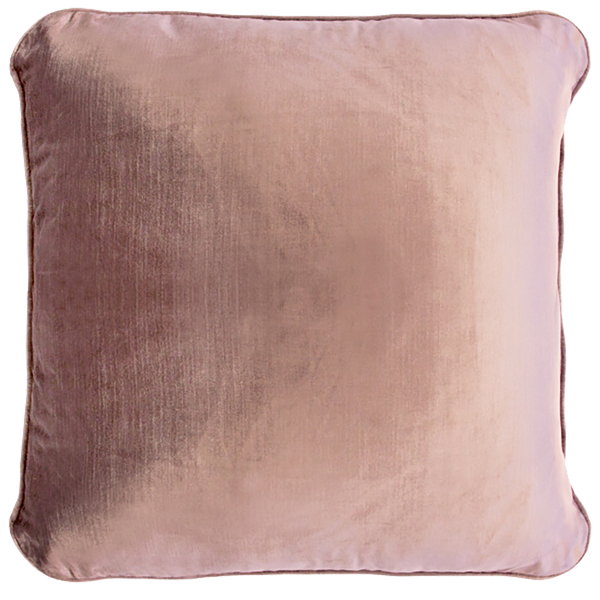 Velvet Cushion - Vintage Rose