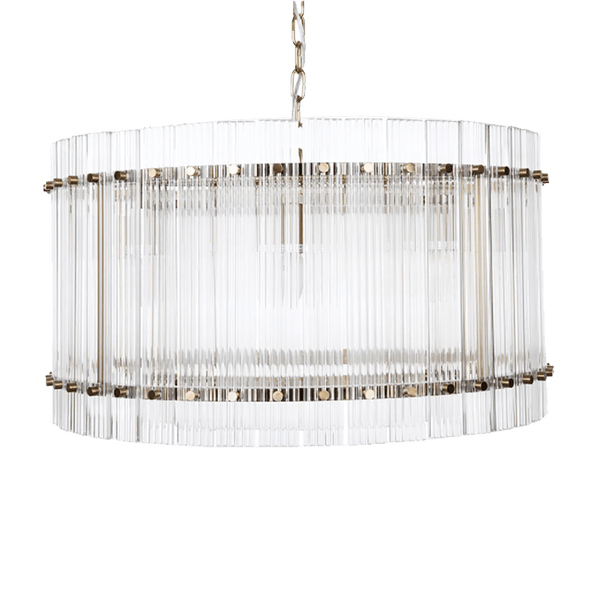 Paloma Pendant - Round Brass | Ceiling Lights & Lamps - Perth WA