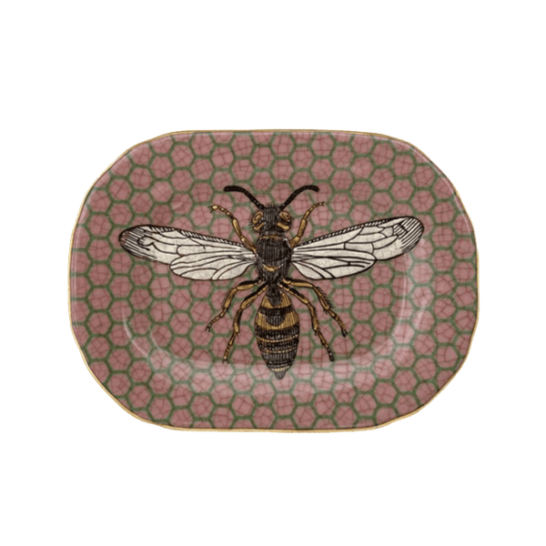 Vintage style bee soap/trinket dish | Creatively Active Minds Perth WA