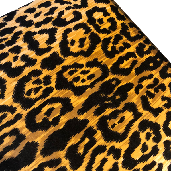 Limited Edition Leopard Print Stool