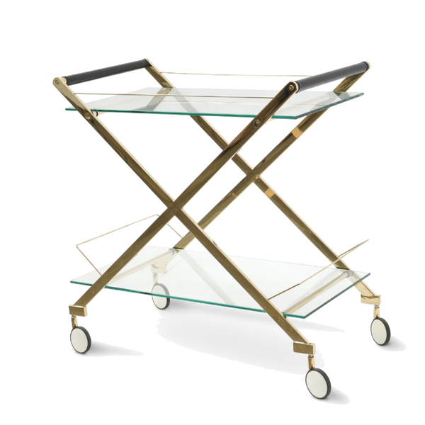 IT Gold Drinks Trolley