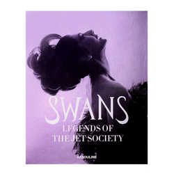 Swans - Legends of the Jet Society book By Assouline