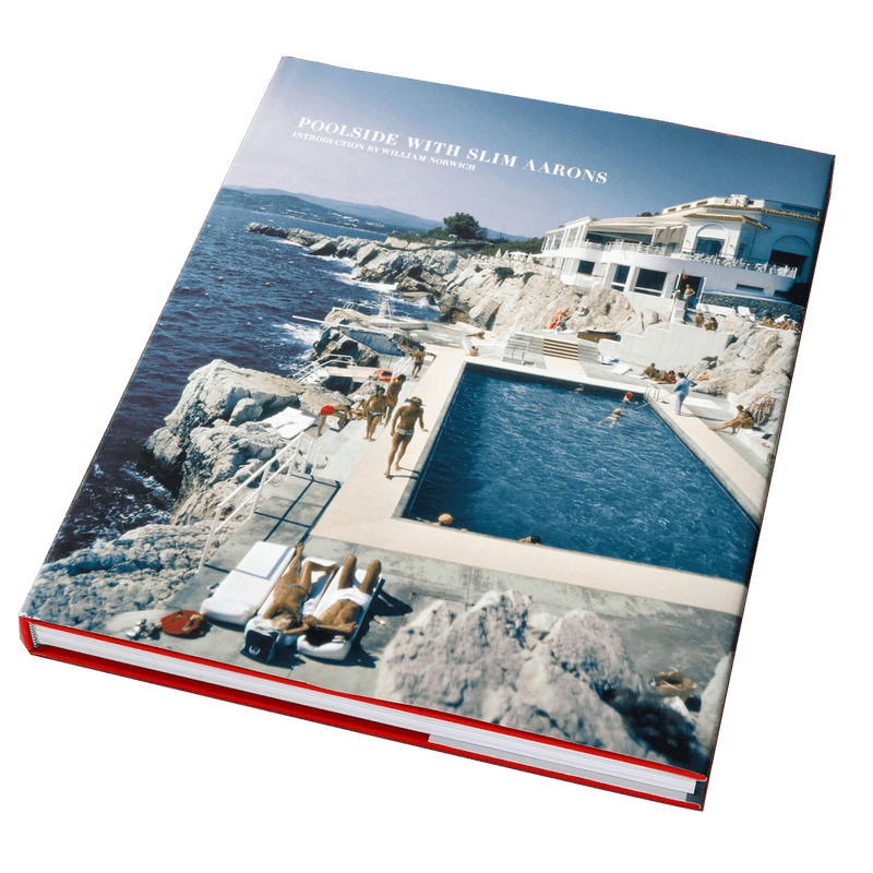 Poolside with Slim Aarons | Coffee Table Books - Perth WA