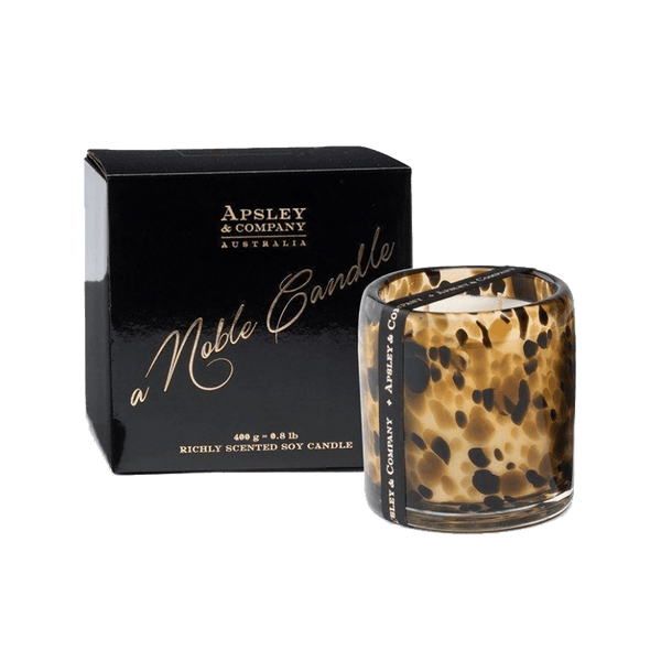 Apsley & Company Luxury Candle 400gm - Vesuvius | Scented Candles & Fragrances - Perth WA