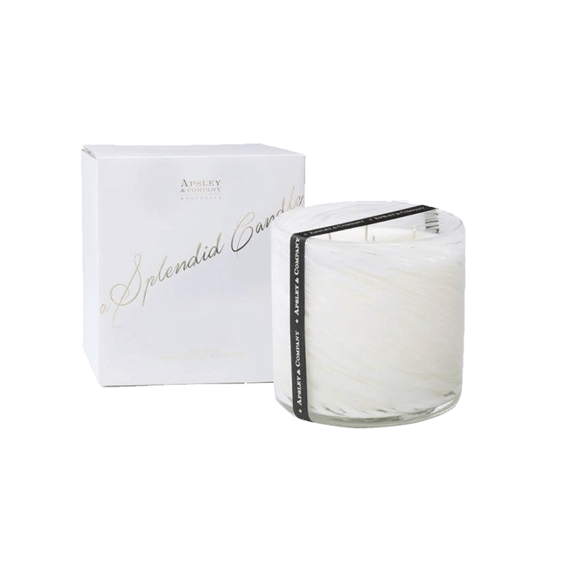 Apsley & Company Luxury Candle 400gm - Reykjavik | Scented Candles & Fragrances - Perth WA