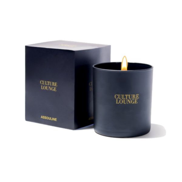 Culture Lounge Library Candle by Assouline