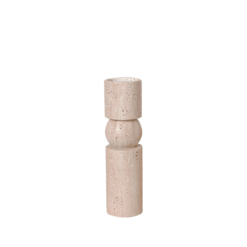 Clay candle holder | Table centrepieces & candle sticks - Perth WA