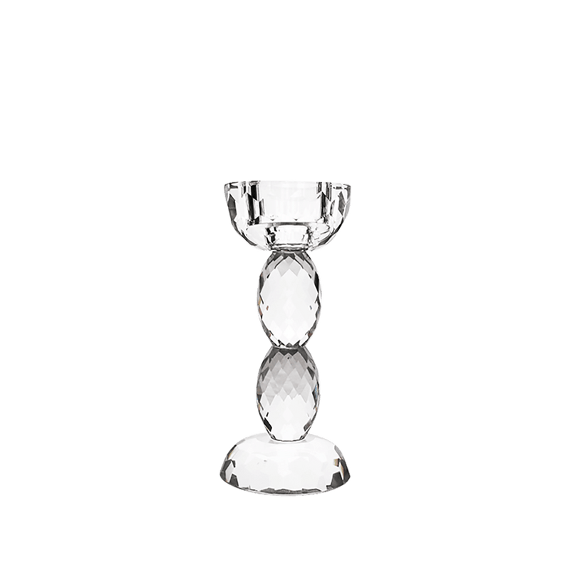 Avance Crystal Candle Holder
