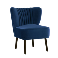 The Como Chair - French Navy