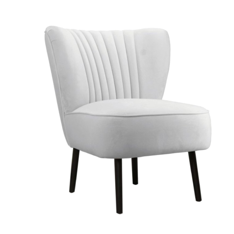 The Como Chair - Pebble Grey