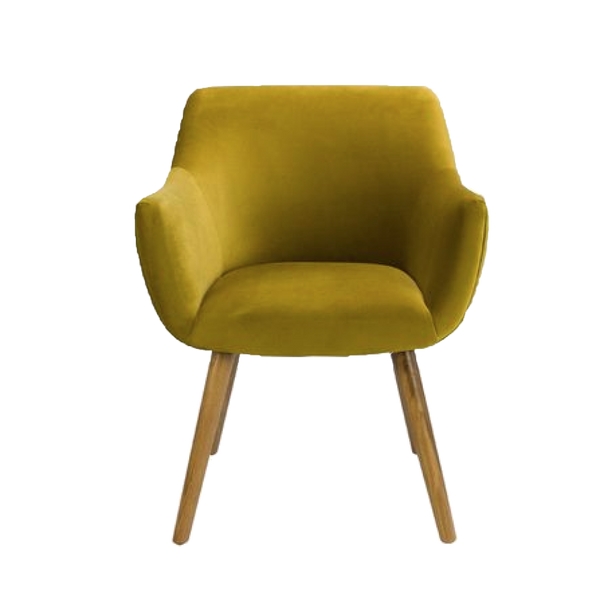 Townhouse Chair - Chartreuse