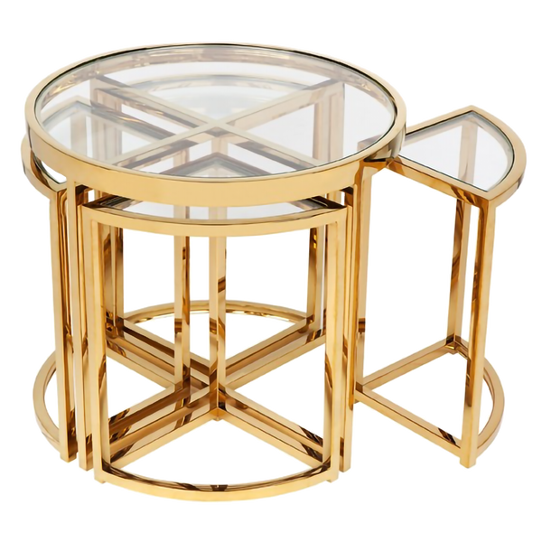 Pandora Side Table - 5 piece