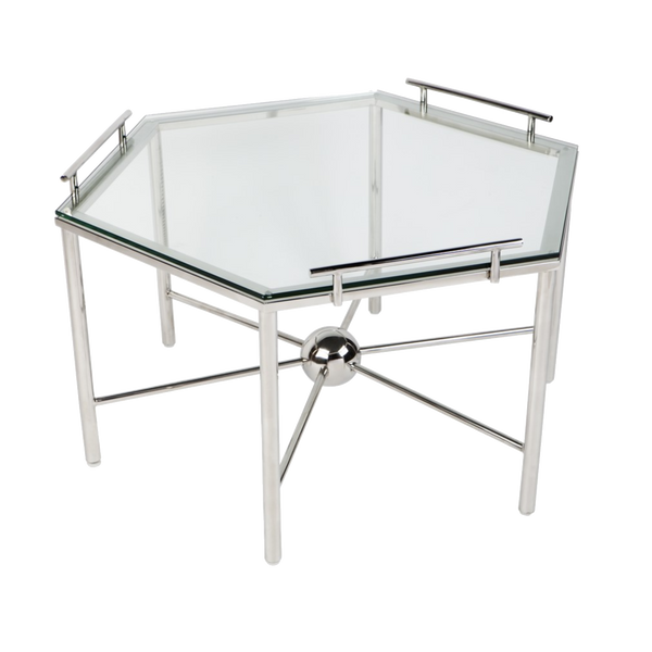 Ravello Coffee Table - Silver