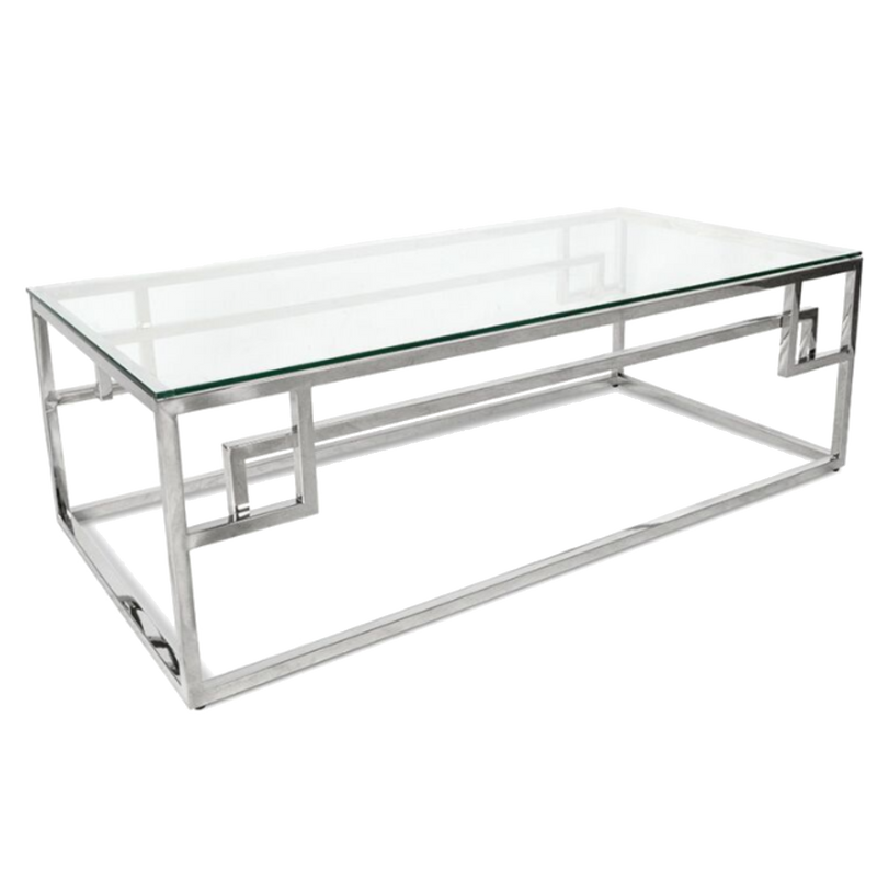 Lexington Coffee Table - Silver