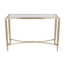 Jaques Console Table - Gold