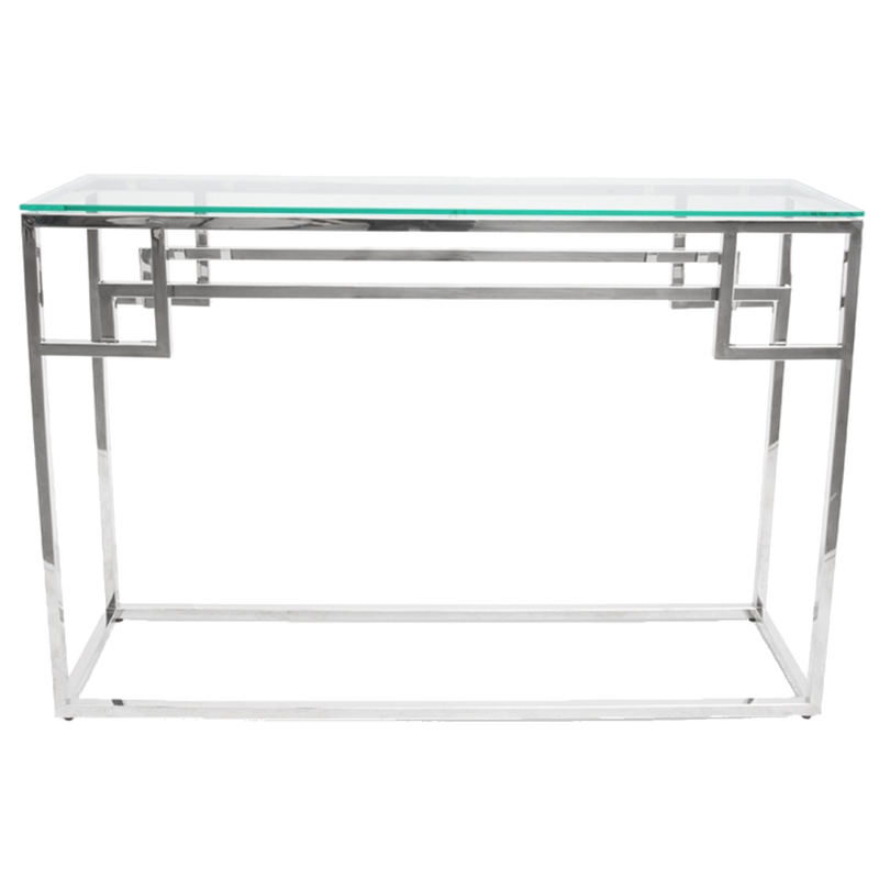 Lexington Console - Silver