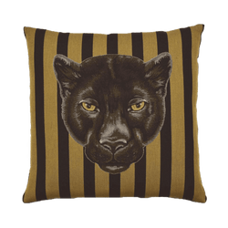 Panther Stripe Cushion