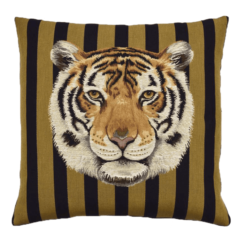 Tiger Stripe Cushion