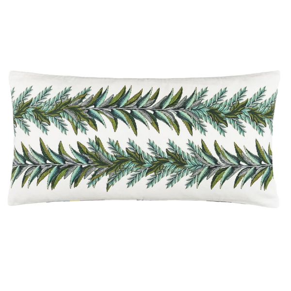 Christian Lacroix Groussay Vert Buis Cushion
