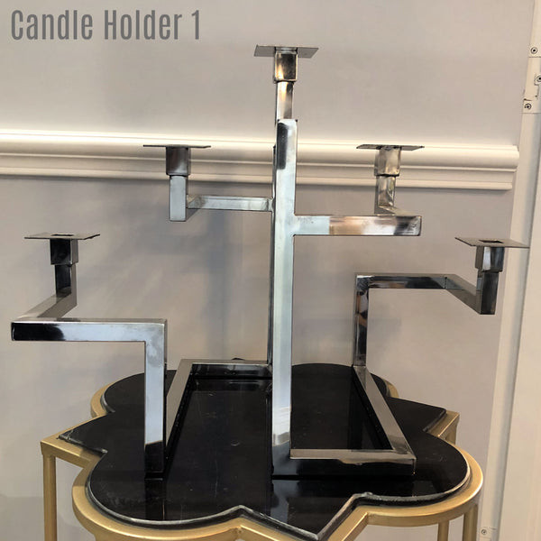 Skyline Candle Holder [Ex-Display]