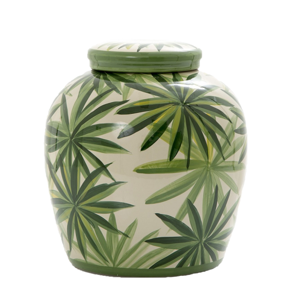Palm Jar Large