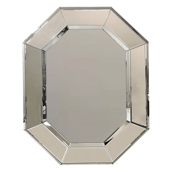 Art deco inspired octagonal mirror | Furniture & Home wares | Subiaco and Mount Lawley, WA