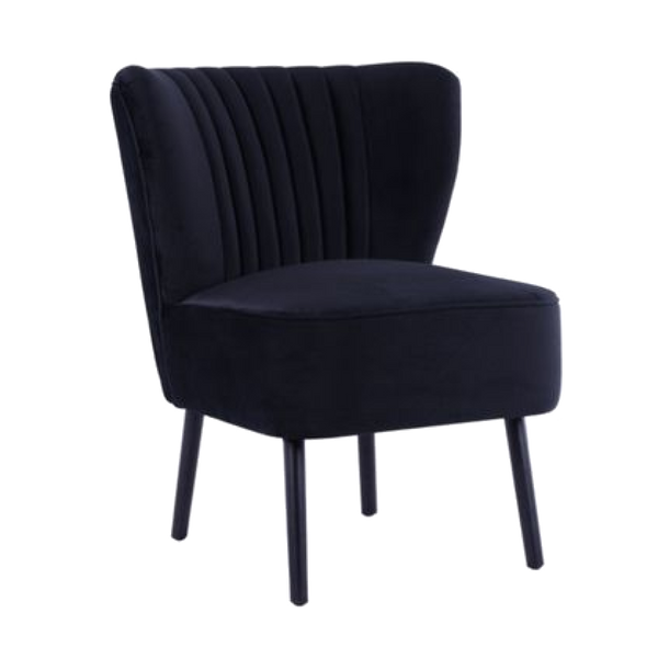 The Como Chair - Noir