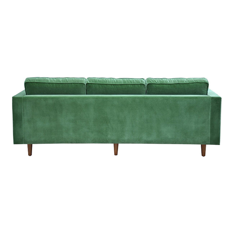 Baxter 3 Seater Sofa - Ivy Green