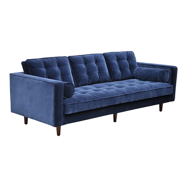 Baxter 3 Seater Sofa - French Navy