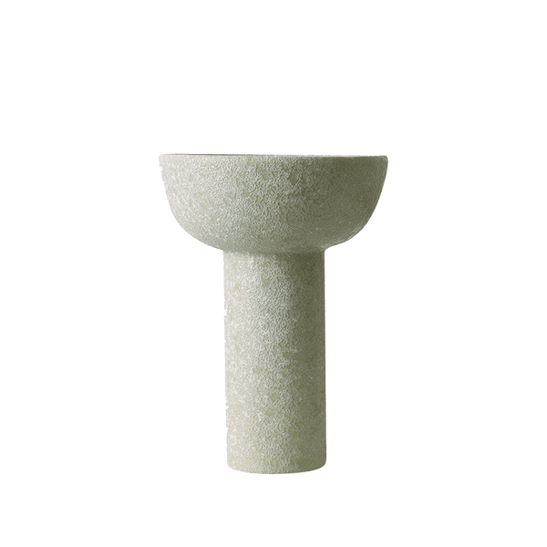 Ceramic bowl pillar vase | Vases & home decor - Perth WA