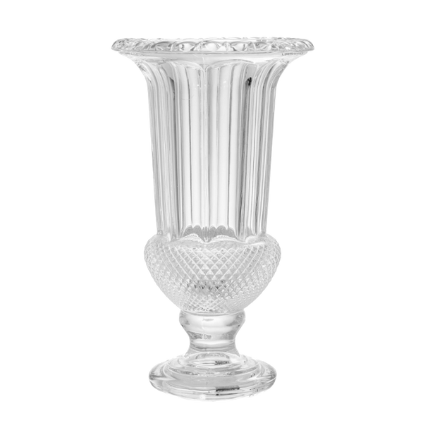 Cut Glass Chinn Vase